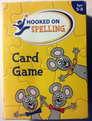 Hooked on Spelling Card Game - 1