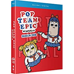 Pop Team Epic - Season One [Blu-ray]