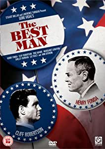 The Best Man [DVD] [1964]