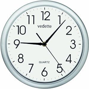 Vedette 102.0127.11 - Reloj de pared marca Vedette