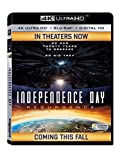Independence Day: Resurgence [4K Ultra HD Blu-ray]