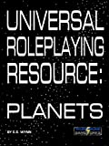 Universal Roleplaying Resource