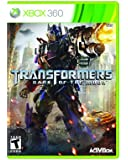 Transformers: Dark of the Moon [T]