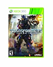Transformers: Dark of the Moon(輸入版)