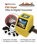Wolverine F2D Super 20MP 4-In-1 Film...