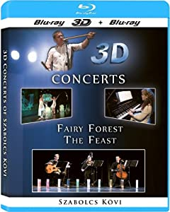 Fairy Forest & The Feast 3D Concert Collection [Blu-ray 3D + Blu-ray]