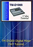 51YQNF6F6BL. SL160  Tascam TM D1000 Mixer DVD Video Training Tutorial Help ..Buy This