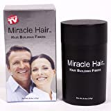 Miracle Hair - Hair Building Fibers 10 Grams (Black)