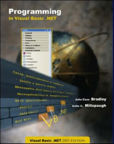 Programming in Visual Basic.NET 2005 Edition w/ Std CD (Programming In Julia compare prices)