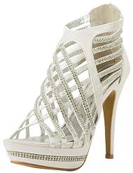 Brianna Leigh Women's Chelsea Platform Sandal
