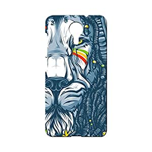 BLUEDIO Designer Printed Back case cover for Micromax Canvas E313 - G0212