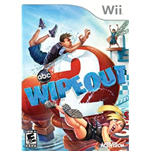Wipeout 2 Video Game for Nintendo Wii