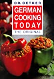 img - for German Cooking Today: The Original. book / textbook / text book