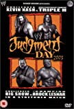 WWE Judgment Day 2003 title=