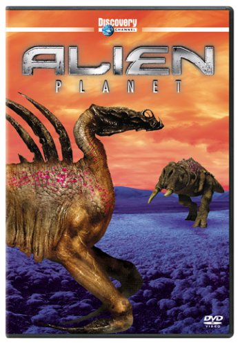 Cover art for  Alien Planet
