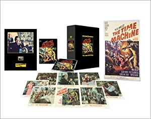 Time Machine [DVD] [1960] [Region 1] [US Import] [NTSC]