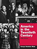 img - for America in the Twentieth Century (5th Edition) book / textbook / text book