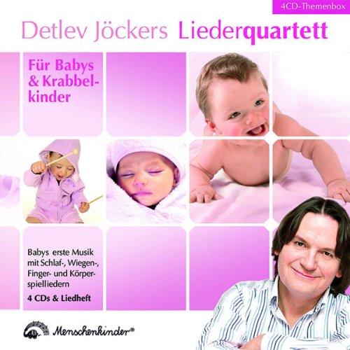 Liederquartett: für Babys und Krabbelkinder