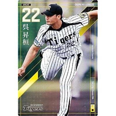 オーナーズリーグ18 グレート GR オスンファン(呉昇桓) 阪神タイガース