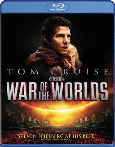 Cover art for  War of the Worlds [Blu-ray]