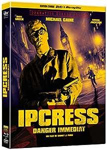 Ipcress : Danger immédiat [Blu-ray] [Combo Blu-ray + DVD]