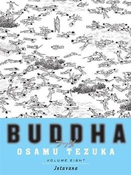 "Cover of ""Buddha: Volume 8: Jetavana"""