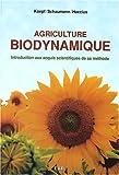 echange, troc H. H. (Herbert H.) Koepf, Wolfgang Schaumann, Manon Haccius - Agriculture bio-dynamique
