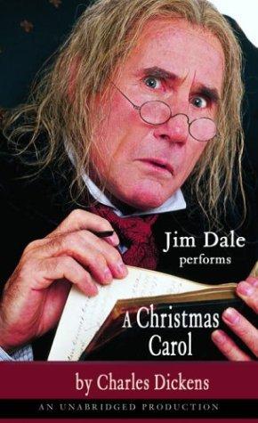 A Christmas Carol read by Jim Dale