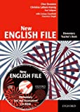 New English File + CD-Rom (English File Elementary) (French Edition)