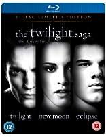 Twilight Saga Triple [Blu-ray] [Import anglais]