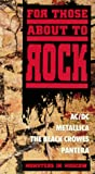 For Those About to Rock: Monsters in Moscow [VHS] [Import]