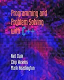 img - for Programming and Problem Solving With C++ book / textbook / text book