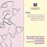 Haydn: Ctos / German Dances / Overtures