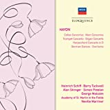 echange, troc Haydn, Marriner, Academy of St Martin - Haydn: Ctos / German Dances / Overtures