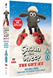 Shaun the Sheep Gift Set [Spring Lamb / Two's Company / Party Animals] [DVD]