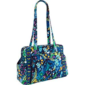 vera bradley make a change baby bag midnight blues diaper tote bags baby. Black Bedroom Furniture Sets. Home Design Ideas