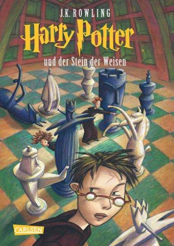 Harry Potter und der Stein der Weisen (en allemand)