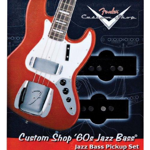 Fender Accessories 099-2101-000 Custom Shop '60S Jazz Bass Pickups