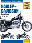 Harley-Davidson Sportster: '70 to '10