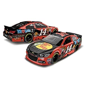 2014 Tony Stewart #14 Bass Pro Shops 1:24 Scale Die-Cast Chevrolet SS 1 of 3714 by Lionel Racing (Action Racing Collectibles)