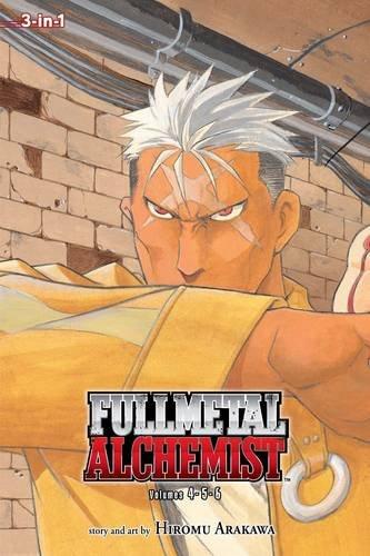 Download Fullmetal Alchemist, Vol. 4-6 (Fullmetal Alchemist 3-in-1)