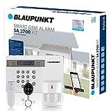 Blaupunkt SA 2700 Smart GSM Funk-Alarmanlage. Sicherheitssystem für Haus