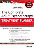 img - for The Complete Adult Psychotherapy Treatment Planner: Includes DSM-5 Updates book / textbook / text book