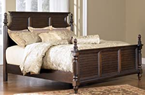 Key Town Queen Panel Bed