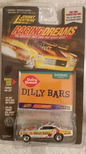 johnny-lighting-racing-dreams-dairy-queen-dilly-bars-eateries-series-one-time-production-run