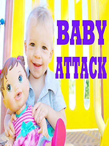 Baby Alive BABY ATTACK Worlds Biggest CRAZY Baby at the Park with Baby Alive Boo Boo Doll
