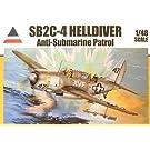 1/48 WWⅡ アメリカ海軍急降下爆撃機 SB2C-4 ヘルダイバー 「Anti-Submarine Patrol」