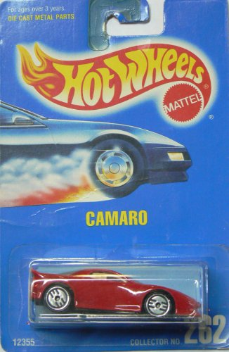 Hot Wheels Camaro with Ultra Hot Wheels #262 - 1