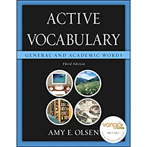 VangoNotes for Active Vocabulary Audiobook
