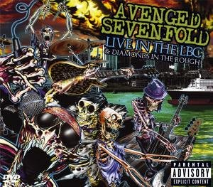 AVENGED SEVENFOLD - Live/Lbc & Diamonds...(CD/DVD) - Zortam Music